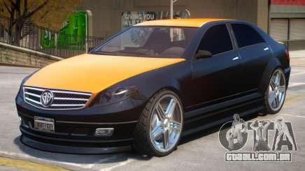 Schafter Custom para GTA 4