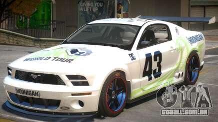 Ford Mustang GTR V1 J3 para GTA 4