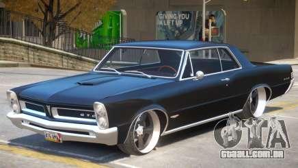 1965 Pontiac GTO V1.0 para GTA 4