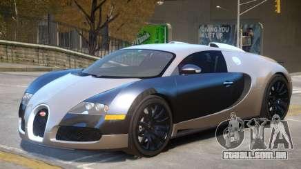 Bugatti Veyron V1 R1 para GTA 4