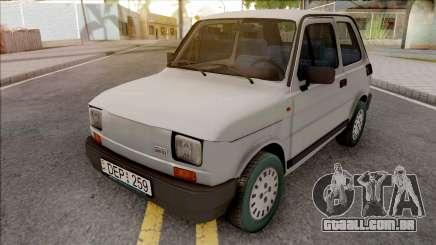Fiat 126p 650E para GTA San Andreas