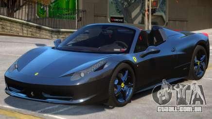 Ferrari 458 V1.1 para GTA 4