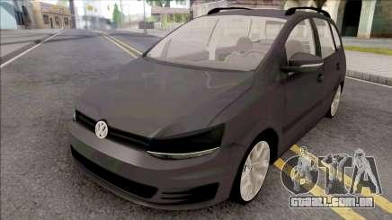Volkswagen SpaceFox Beta para GTA San Andreas