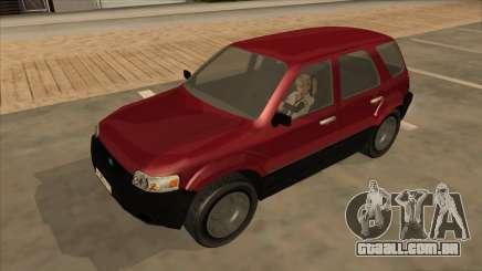 2003 Ford Escape XLT para GTA San Andreas