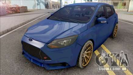 Ford Focus ST 2019 Low Poly para GTA San Andreas