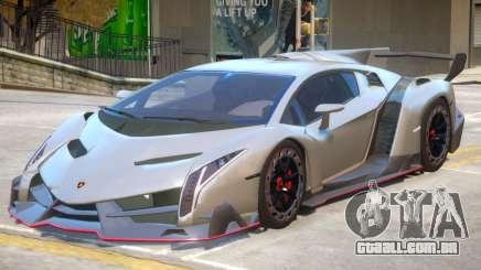 Lamborghini Veneno V2 para GTA 4