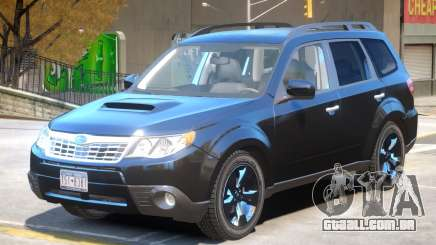Subaru Forester para GTA 4