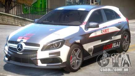 Mersedes Benz A45 PJ3 para GTA 4