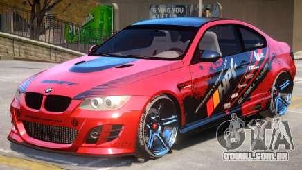 BMW M3 V1 PJ1 para GTA 4
