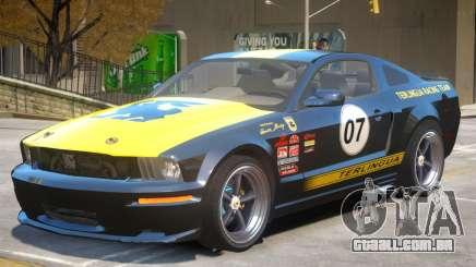Shelby Mustang V1 para GTA 4