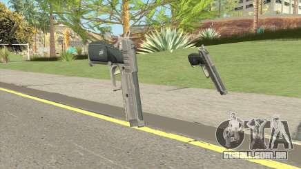 Hawk And Little Pistol GTA V Black (Old Gen) V1 para GTA San Andreas