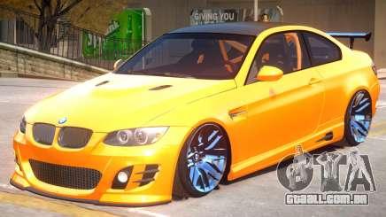 BMW M3 GTS V1.1 para GTA 4