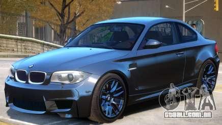 BMW 1M Improved para GTA 4