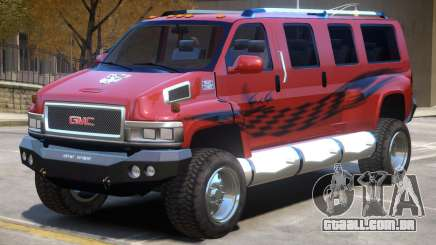 GMC Tough Guy V1 para GTA 4
