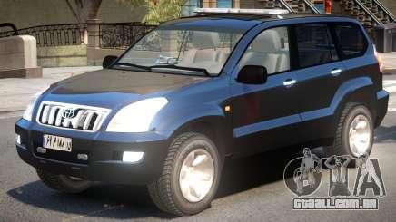 Land Cruiser Prado Police para GTA 4