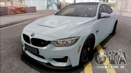 BMW M4 F82 CS para GTA San Andreas