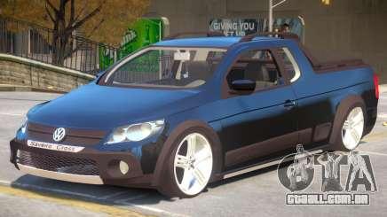 Volkswagen Saveiro V1 para GTA 4