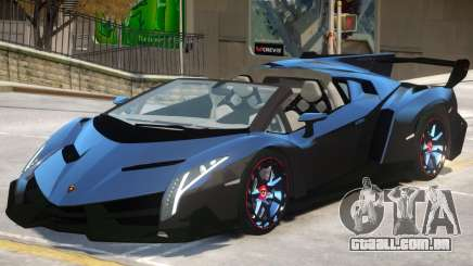 Lamborghini Veneno V1 para GTA 4