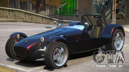 Caterham Superlight V1 para GTA 4