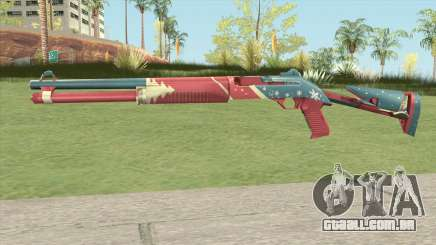 M1014 (Winterlands) para GTA San Andreas