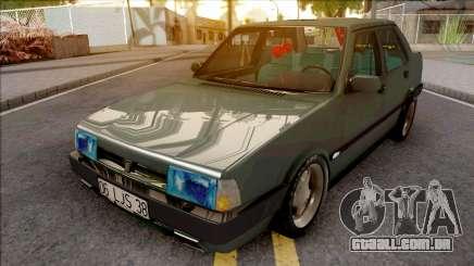 Tofas Dogan SLX Green para GTA San Andreas