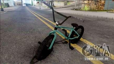 BMX T4gang para GTA San Andreas