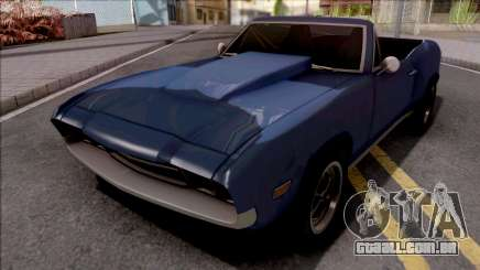 FlatOut Speedshifter Cabrio para GTA San Andreas