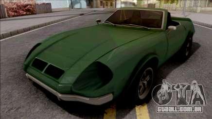 FlatOut Lancea Cabrio para GTA San Andreas