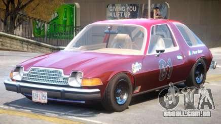 1977 AMC Pacer PJ para GTA 4