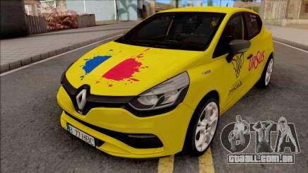 Renault Clio RS 2015 Trophy Edition para GTA San Andreas