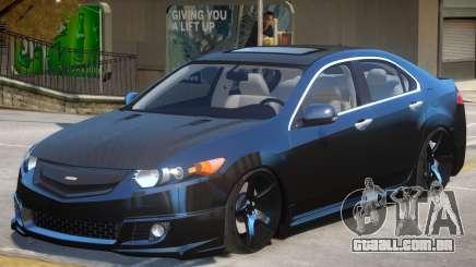 Acura TSX V1 para GTA 4