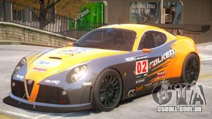 Alfa Romeo 8C V1 PJ4 para GTA 4