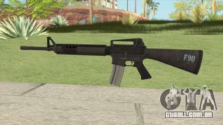 M16A4 (Insurgency) para GTA San Andreas