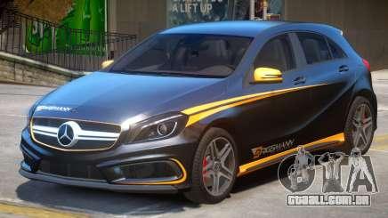 Mersedes Benz A45 PJ5 para GTA 4