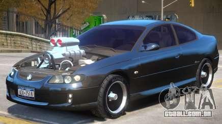 Holden Monaro Custom para GTA 4