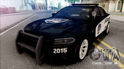 Dodge Charger SRT 2015 Pursuit para GTA San Andreas