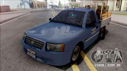 Hyundai Accent Pick Up para GTA San Andreas