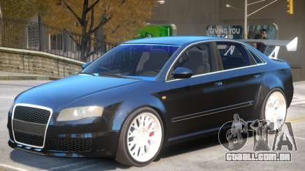 Audi RS4 Improved V2 para GTA 4