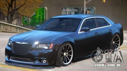 Chrysler 300 V1 para GTA 4