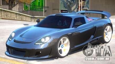 Porsche Carrera GT V1 para GTA 4