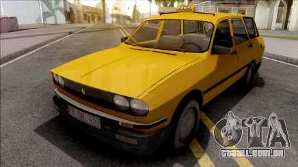 Renault 12 Toros Taksi para GTA San Andreas