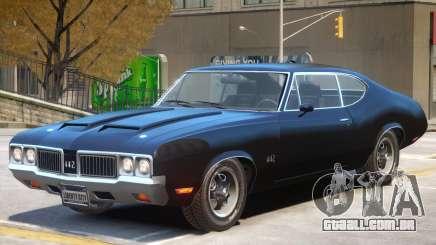 1970 Oldsmobile 442 para GTA 4