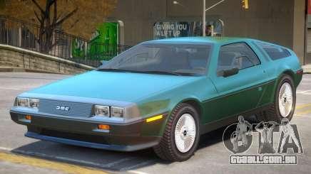 DeLorean DMC V2 para GTA 4
