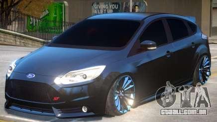 Ford Focus ST V2 para GTA 4