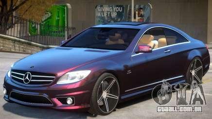 Mercedes Benz CL65 AMG V2 para GTA 4