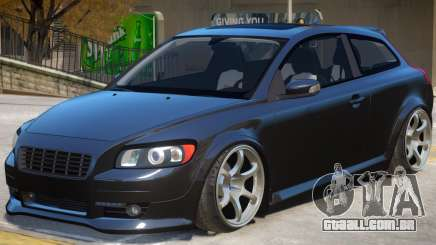 Volvo C30 V1 para GTA 4