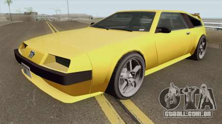 Imponte Deluxo GTA VC (IVF) para GTA San Andreas
