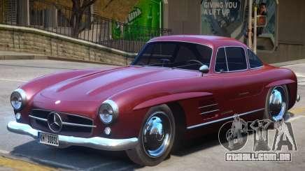 1954 Mercedes Benz 300SL para GTA 4