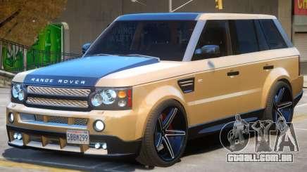 Range Rover Sport V2 para GTA 4