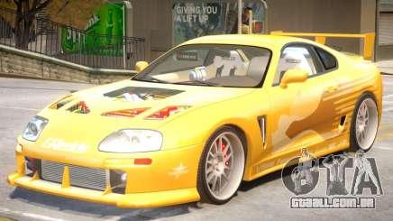 Toyota Supra Mark IV para GTA 4